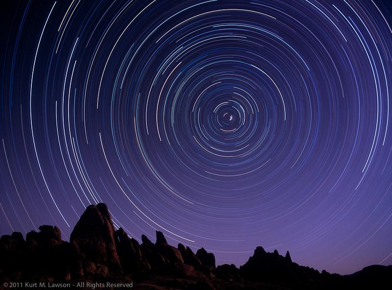 stjernebilleder på himlen